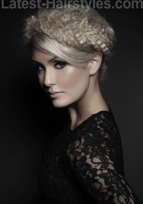 Grey Hairstyles Cuts And Shades