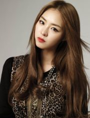 korean beautiful hair color