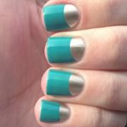 pretty nails moon
