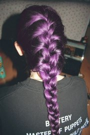 hair color marvelous purple