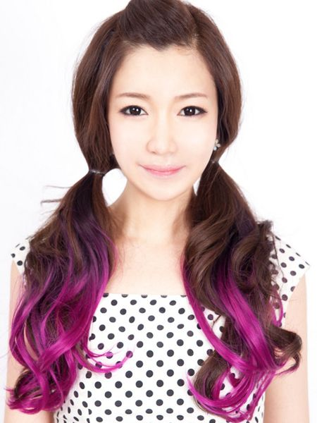 Sweet Amp Romantic Asian Hairstyles For Young Women Pretty