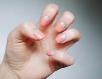 Pretty Nails to Try: Half Moon Nail Designs - Pretty Designs
