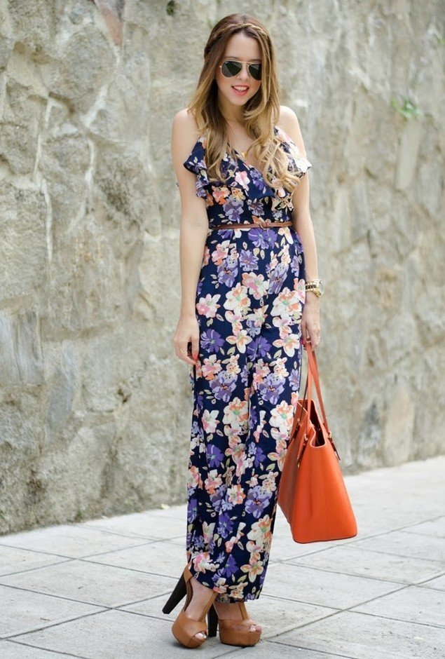 Pretty Floral Jumpsuit