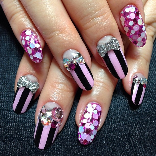 3D Nail Designs For This Week Pretty Designs