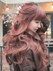 sweet & romantic asian hairstyles