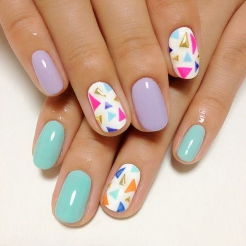 17 Super Cute Pastel Nail Designs