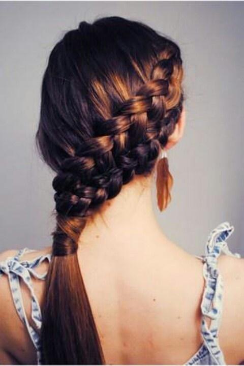17 Sweet  Exquisite Braided Hairstyles  Pretty Designs