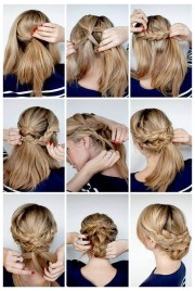 updos long hair tutorials