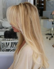 summer hair color blonde