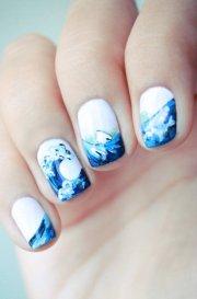 summer beach nails won t