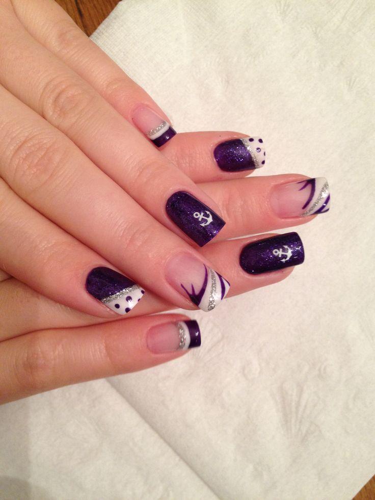 Gel Nail Designs Summer 2014