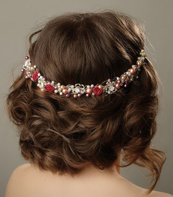Fantastic Long Wedding Hairstyles for Bridals  Pretty Designs