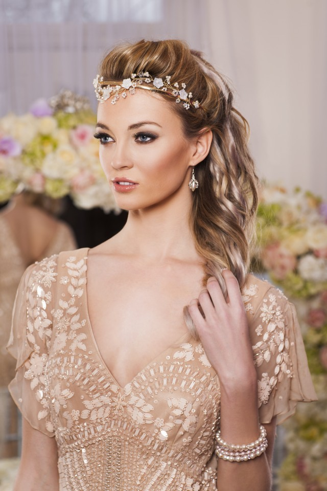 A Collection Of Modern And Marvelous Bridal Hair