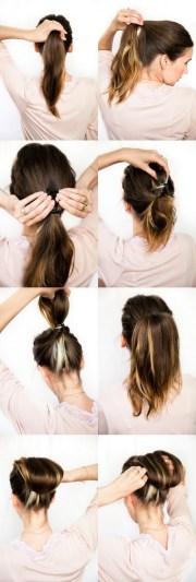 7 easy step hair tutorials