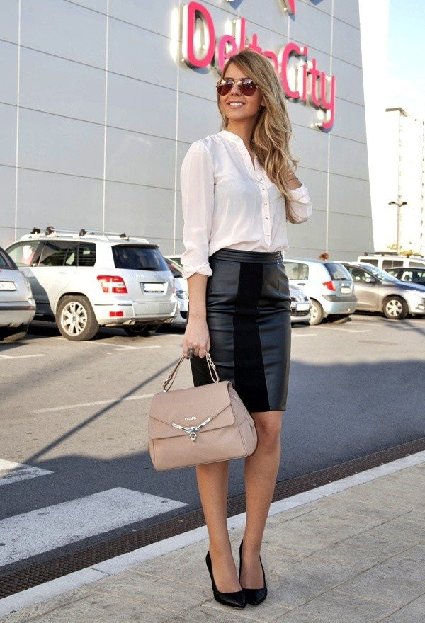 Fashionable Outfit Ideas for Work Days in Fall  Pretty Designs