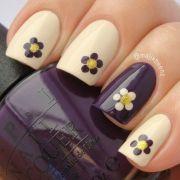 simple and sweet nail arts