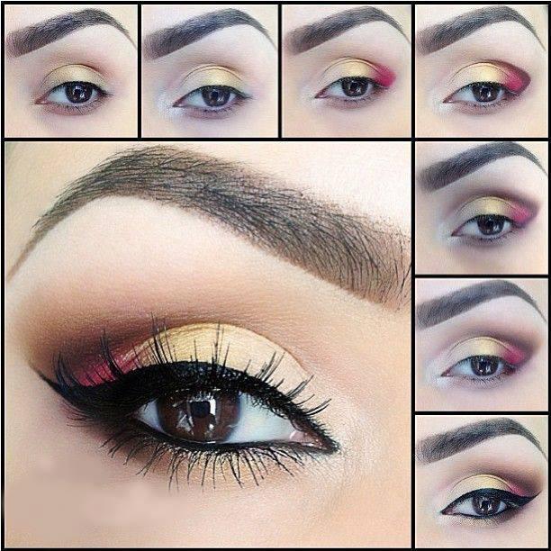 13 Glamorous Smoky Eye Makeup Tutorials