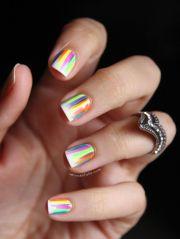 make manicure fall nail