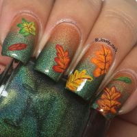 Make a New Manicure for Fall: Nail Designs - Pretty Designs