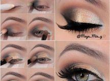 13 Glamorous Smoky Eye Makeup Tutorials for Stunning Party ...