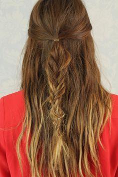 14 Amazing Pull Through Braid Hairstyles For 2014 Pretty