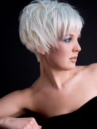 14 Wild And Chic White Hairstyles Pretty Designs