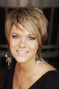 16 Great Short Shaggy Hairstyles For Women Pretty Designs