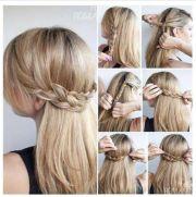 easy hair tutorials pretty