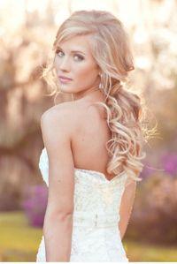 16 Overwhelming Half Up Half Down Wedding Hairstyles ...