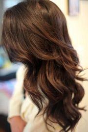 classy chic long wavy hairstyles