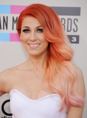 fabulous orange hairstyles