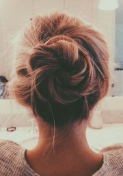 romantic messy hairstyles