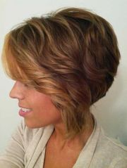 cool shaggy bob haircuts - pretty