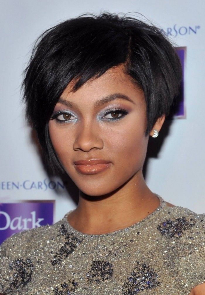 14 Sassy Short Haircuts For African American Women Pretty Designs