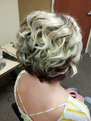 fantastic short wedding hairstyles
