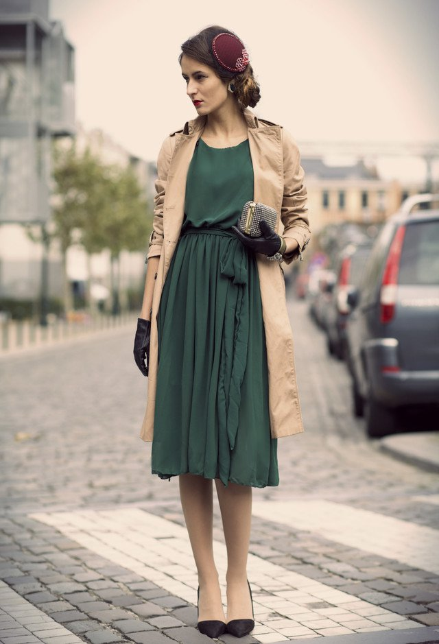 19 Voguish Vintage Outfit Ideas For Your Trendy Fall 2017