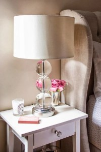 Home Decoration: 20 Bedroom Lamp Ideas - Pretty Designs