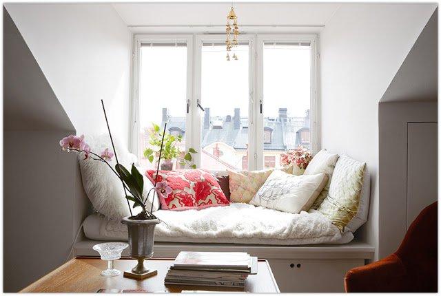 Home Decoration Ideas for Window Seats  Pretty Designs