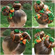 creative halloween hairstyles