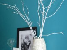 13 Decorative DIY Ideas with Tree Branches - Pretty Designs