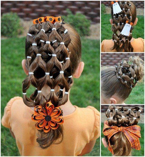 15 Creative Halloween Hairstyles Pretty Designs