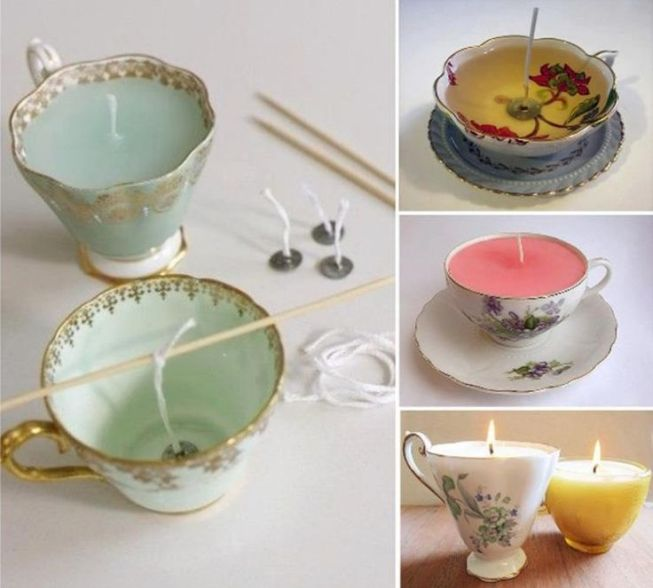 Cute Candle Idea
