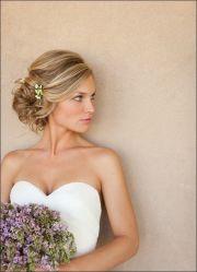 glamorous wedding updos