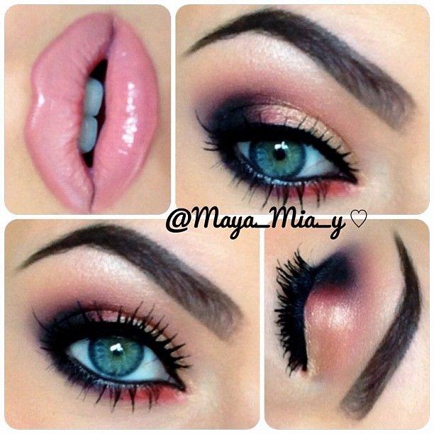 Pretty Pink Lipstick Makeup Ideas For Lovely Women