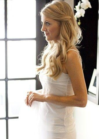 16 glamorous bridesmaid hairstyles for long hair pretty designs