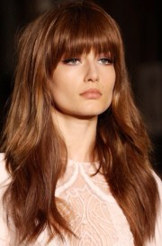 pretty long layered hairstyles