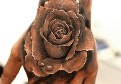 Tattoo Designs Of Hands