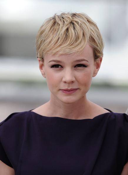 Celebrity Hairstyles Carey Mulligans Pixie Pretty Designs