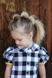 super cute hairstyles little