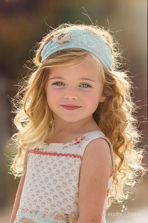 14 Cute And Lovely Hairstyles For Little Girls Pretty Designs